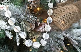 o christmas tree the lilypad cottage