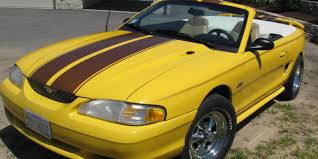1998 Ford Gt 1998 Ford Mustang Gt Convertible 2d View All 1998 Ford Mustang