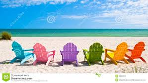 Adirondack Chair Colors 18 Adirondack Chairs On Beach Carehouse Info