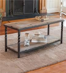 metal frame bench deep creek bench table with metal frame and rustic wood