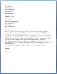 Salesman Cover Letter Cover Letter Sales Manager Cover Letter Art Producer Manager