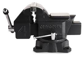 craftsman 4 in bench vise