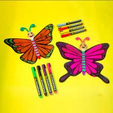 diy chalkboard spoon butterflies are the cutest back to diy
