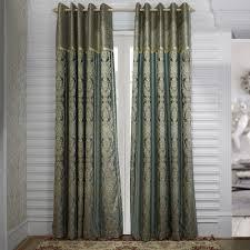 Curtains Home Decor by Rococo Grey Jacquard Energy Saving Curtain Curtains Decor