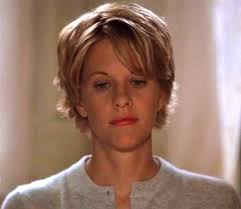 meg ryan s hairstyles over the years meg ryan in you ve got mail short hair pinterest meg ryan