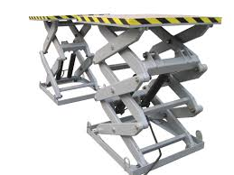 Hydraulic Scissor Lift Table by 5000mm Height Stationary Hydraulic Scissor Lift Table 5000kg For