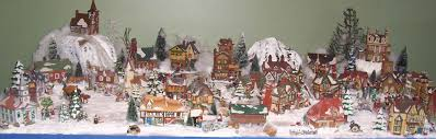 detailed displays for your dept 56 houses dept56displays