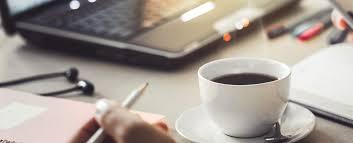 image pause café bureau service pause café café
