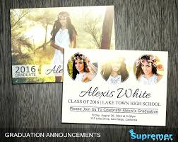 high school graduation announcements wording awesome high school graduation invitation exles and graduation
