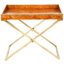 folding oversized wood tray table in espresso folding tray table tray table set wood stand end folding furniture