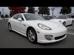 2010 porsche panamera for sale 2010 porsche panamera 4s start up exhaust and in depth tour