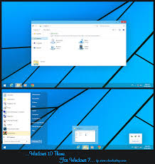 Make For Windows by Windows10 Theme For Windows 7 Cleodesktop Download Http Www