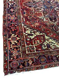 Antique Heriz Rug Laurl Designs Antique Rug Shopping Heriz Rugs Are Where It U0027s At