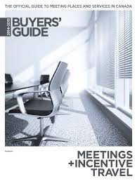 meetings incentive travel 2014 2015 buyers u0027 guide by annex