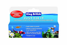 king just fix it pond and aquarium repair kit co
