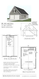 2 car garage plans with loft 24 x 30 garage plans free 4 24 x 34 garage with loft plan attic