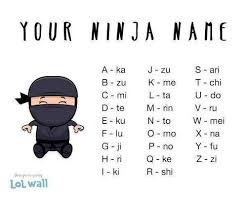 Challenge Accepted Meme - your ninja name meme challenge accepted by elgrafitorebelde on
