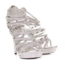 silver platform heels cheap is heel