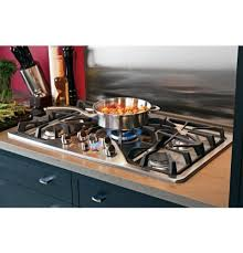 Ge Downdraft Gas Cooktop Kitchen Amazing Along With Beautiful Ge Cafe 36 Gas Cooktop