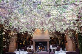 best gardens in london restaurants