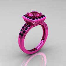 Pink Diamond Wedding Ring pink diamond engagement rings canada u2014 marifarthing blog the