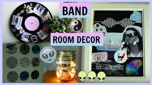 Music Decor by Diy Band Music Room Decor Diys For Fans Youtube