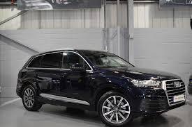 Audi Q7 Black Edition - used audi q7 for sale approved used q7 essex audi u0026 m25 audi