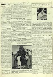 argus eyes january 1947 ann arbor district library