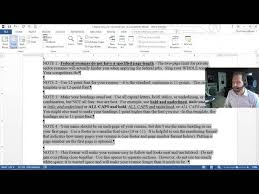 What Is The Best Font To Use For Resumes by How To Master Microsoft Office Word