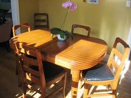 Plank Dining Room Table How To Treat Oak Table How To Treat Wood Dining Table How To