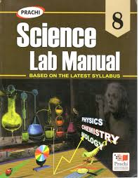 prachi science lab manual for class 8