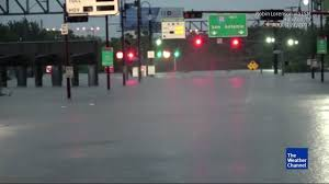 Traffic Map Houston Houston Flood Disaster By The Numbers The Weather Channel