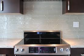 Sheeps Wool Beige Linear Glass Mosaic Tile Kitchen Backsplash - Linear tile backsplash