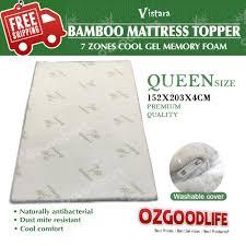 Best Gel Foam Mattress Topper Add To Wishlist Loading Extra Plush Bamboo Fitted Mattress Topper