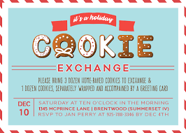 holiday cookie exchange resurrection ministries