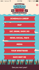 Outsidelands Map Fantastic Fest Apps To Maximize Your Fun Ticketmaster Insider