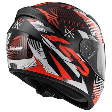 ls2 motocross helmets ls2 rookie ff352 infinite integral road red black helmets ls2