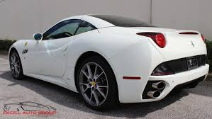 ferrari coupe convertible 2012 ferrari california convertible virtual test drive youtube