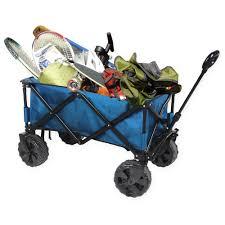 wagon baby ozark trail all terrain wagon blue walmart