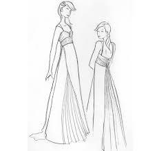 prom dress sketches dorset wedding pinterest sketches