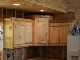 Kitchen Pine Cabinets by Rustic Wood Kitchen Cabinets Cabinet Doors Acbcc Tikspor