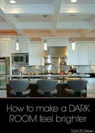 home sellers use these tips to brighten dark rooms in your home