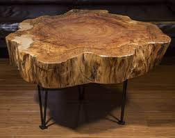 Wood Slice Coffee Table Wood Slice Coffee Table Priced From Home Copperwood Homeware