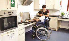 inclusive kitchens designed for disabled people kitchen