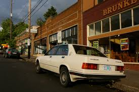 old maserati biturbo old parked cars 1985 maserati 425 biturbo