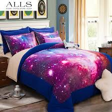 hipster galaxy 3d bedding set universe outer space themed galaxy