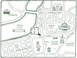 Street Parking Map Boston by Grogan And Company Directions