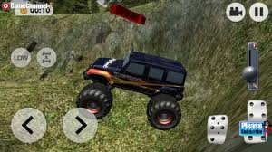 monster trucks video games monster truck offroad rally 2 4x4 3d drive truck games android