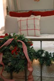 how to decorate your bedroom for christmas an appealing plan