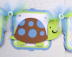 turtle baby shower decorations turtle banner turtle baby shower turtle by nancysbannerboutique